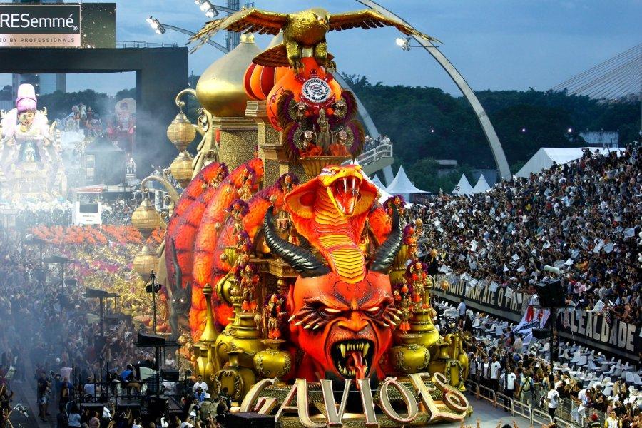 Gaviões da Fiel - Carnaval 2019