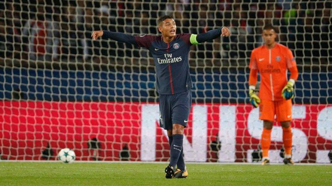 Paris SG 3x0 Bayern