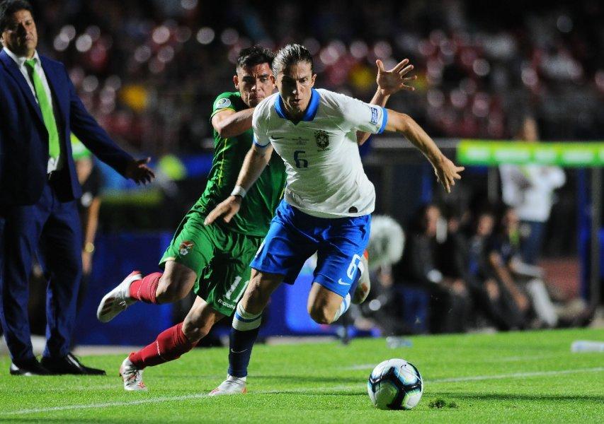 Brasil 3x0 Bolívia - Copa América