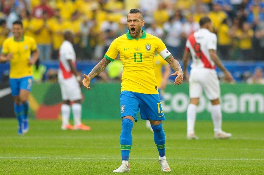 Brasil 5x0 Peru Copa América