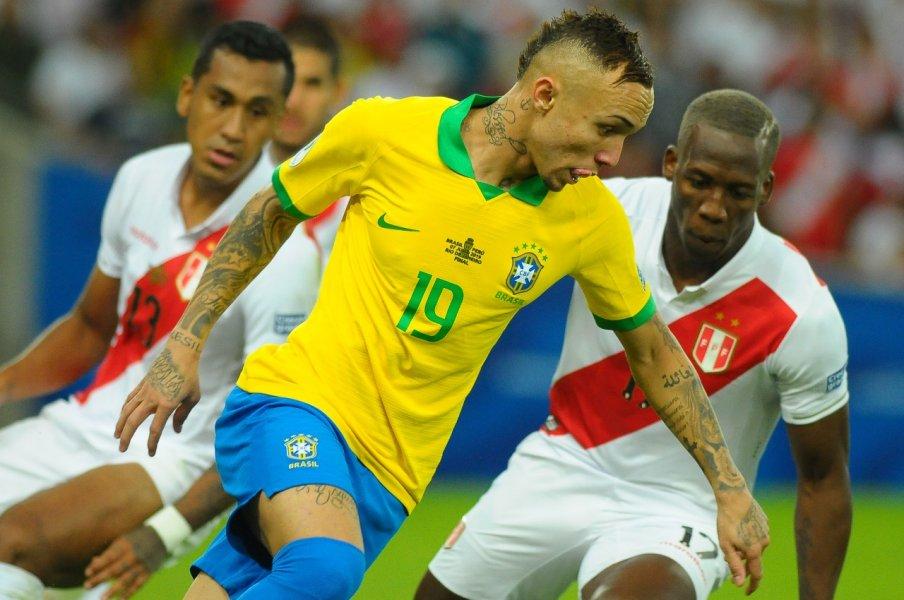 Brasil 3x1 Peru - Copa América