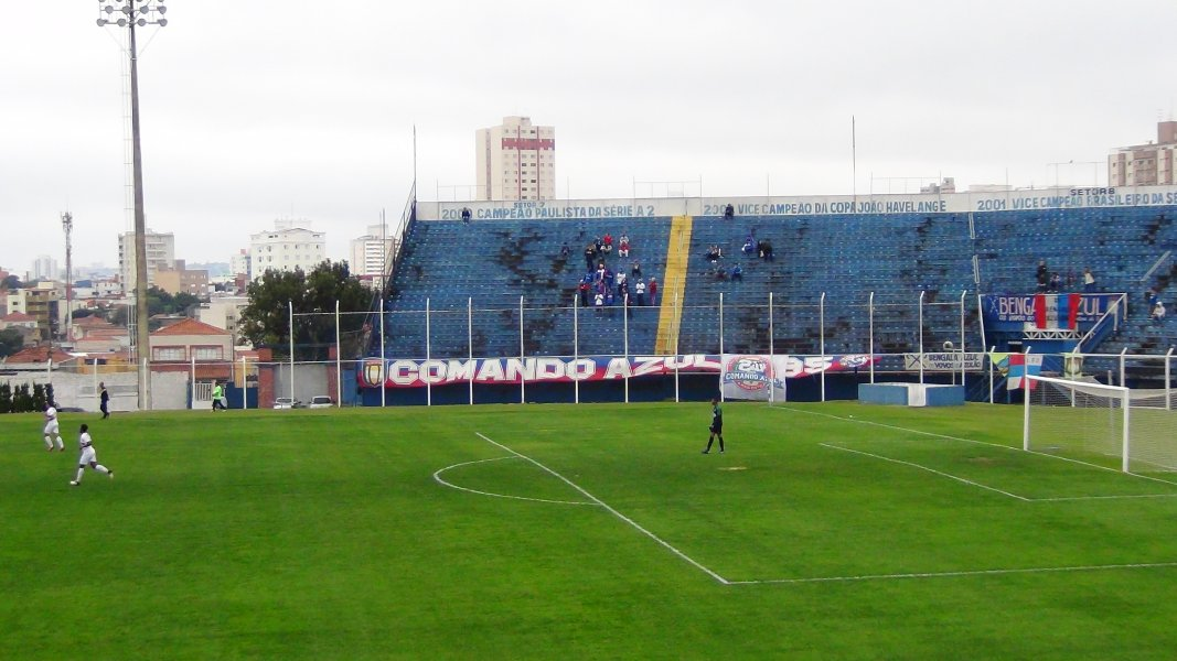 São Caetano 1x0 Grêmio Osasco