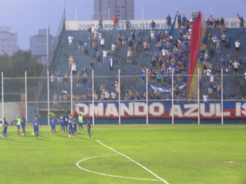 São Caetano 1x0 São Bernardo