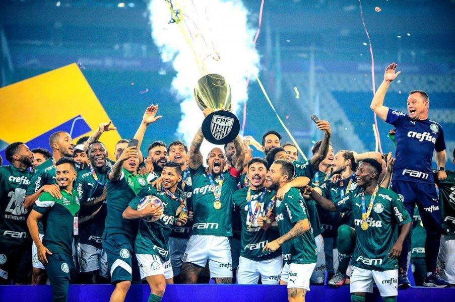 Palmeiras 1x1 Corinthians (Final)