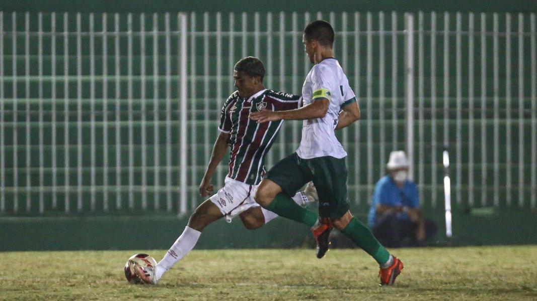 Fluminense x Boa Vista