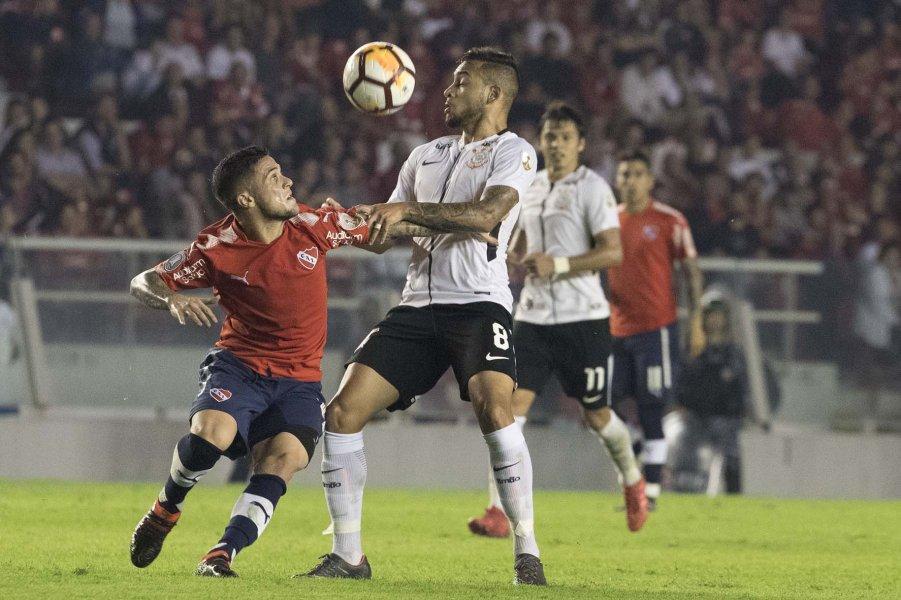 Corinthians x Independiente