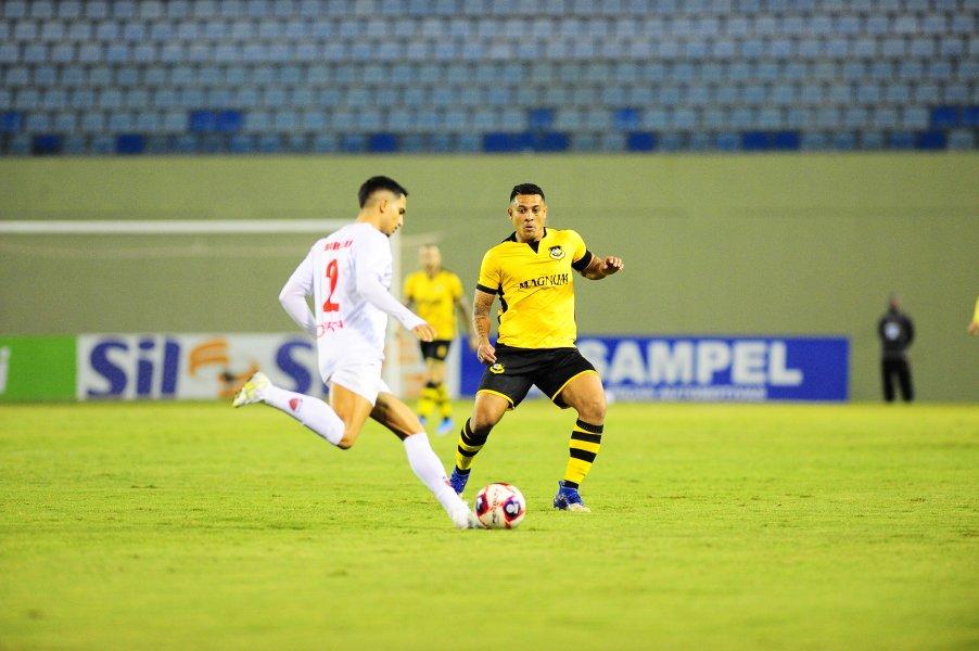 Oeste 1x1 São Bernardo FC