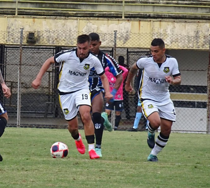 EC São Bernardo x São Bernardo FC